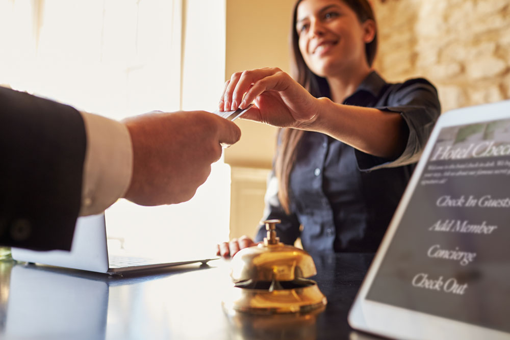 Protect your hotel from a personal data privacy breach
