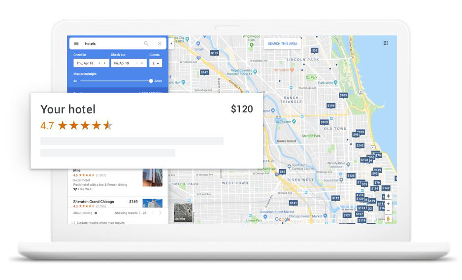 Easy To Get Started Google Hotel Search