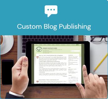 Custom Blog Publishing