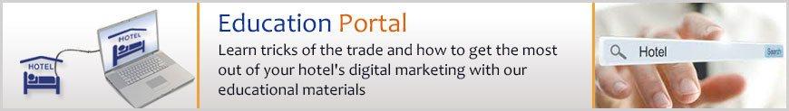 Hotel Internet Marketing: Education Portal