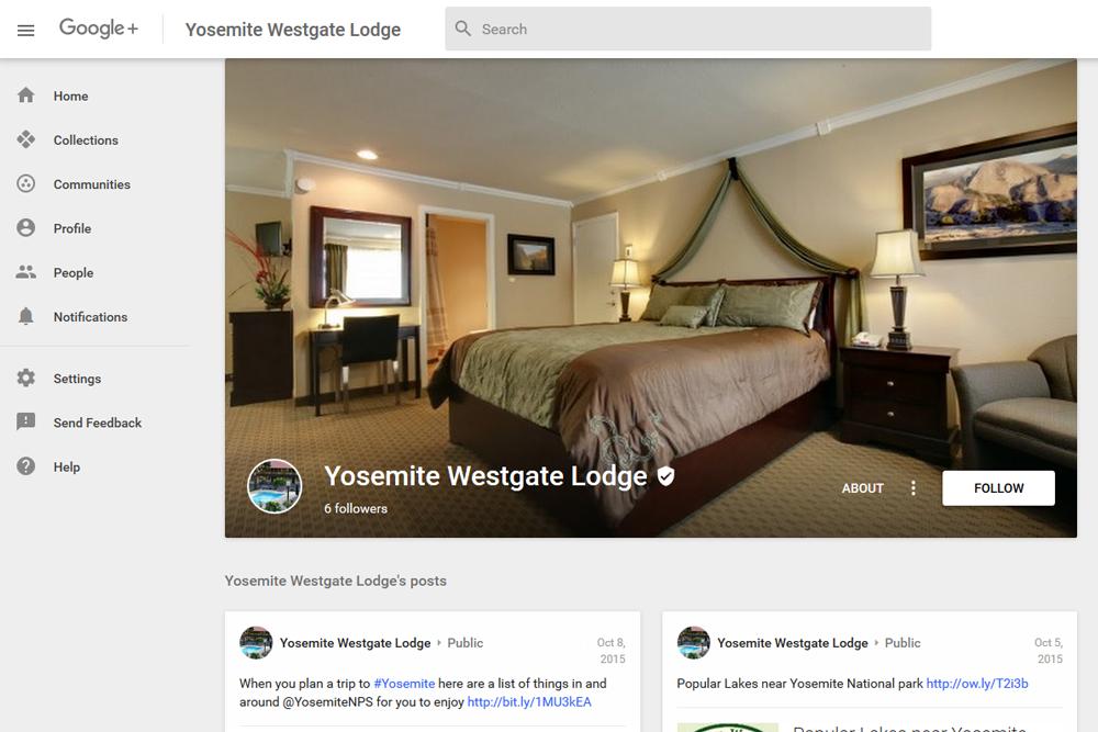 Google Plus for Hotel Marketing